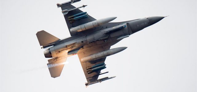 Technicalities May Cause F-16 Line to Stop