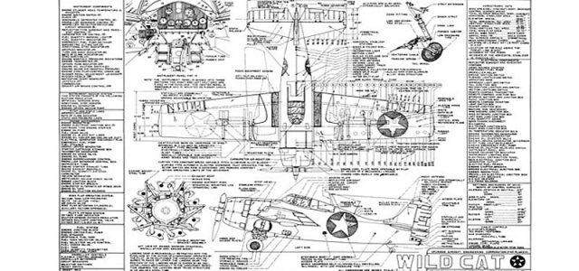Grumman Wildcat: Free Online Artwork