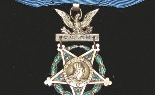 The Medal of  Honor Mess