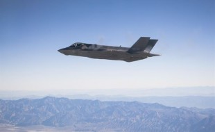 Alaska Picked for First Overseas F-35 Base