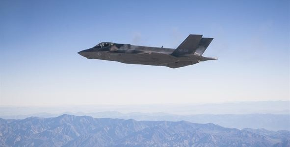 Alaska Picked for First Overseas F-35 Base - Flight Journal