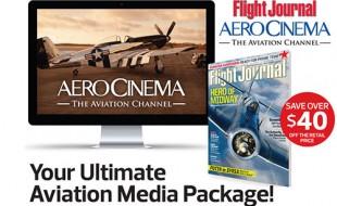 Flight Journal's Ultimate Aviation Media Package