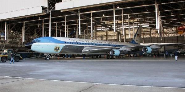 NMUSAF Begins New Hangar Move