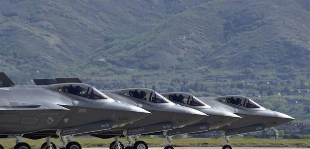 F-35 Assembly Lines Ramp Up