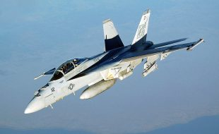 Navy Super Hornets Collide, Crews OK