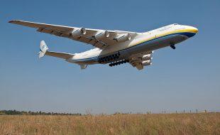 Rare Flight for Biggest Plane