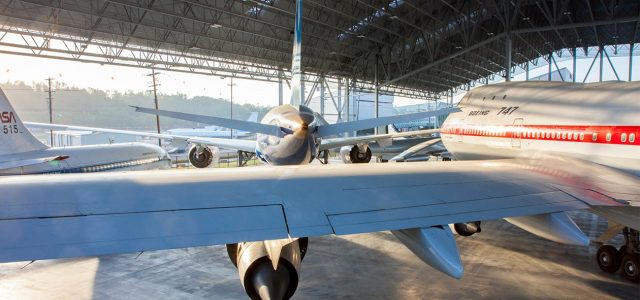 Museum of Flight Opens New Pavilion