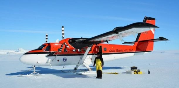 South Pole Rescue Launched