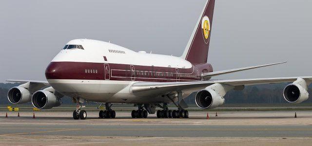 Qatari VVIP 747 Put Up for Sale