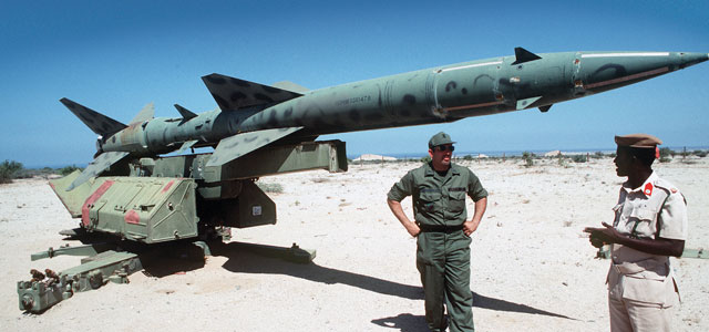 Iconic Firepower: SAM SA-2:  The Aviator's  Real Enemy