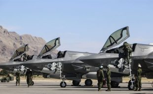 USMC Says F-35B Ready to Fight