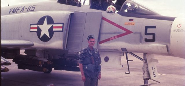 Ex-Marine Aviator Awarded FAA's Top Honor