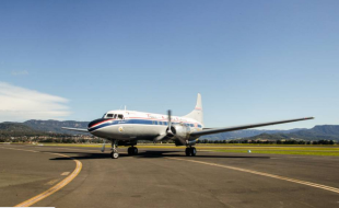 Convair Completes Epic Trip to Australia