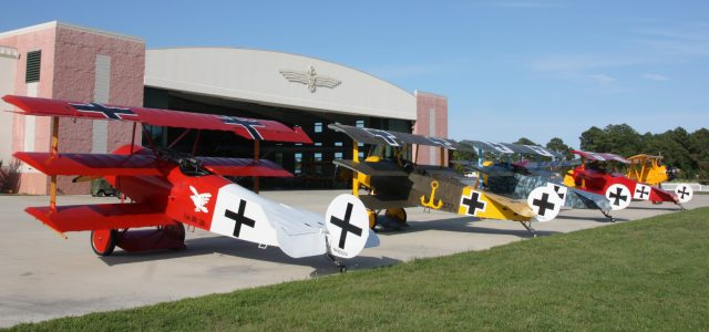 Air Show Set to Recall Great War