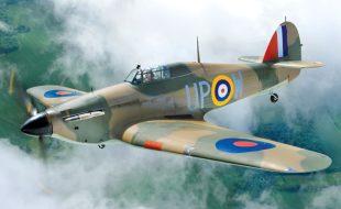 Wednesday Warbirds: Hawker Hurricane