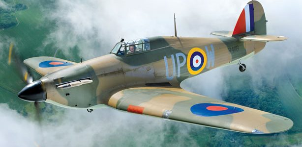 Wednesday Warbirds: Hawker Hurricane