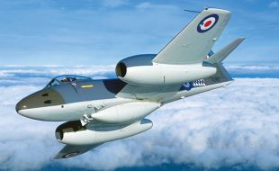 Gloster Meteor – Flying the UK's first jet fighter