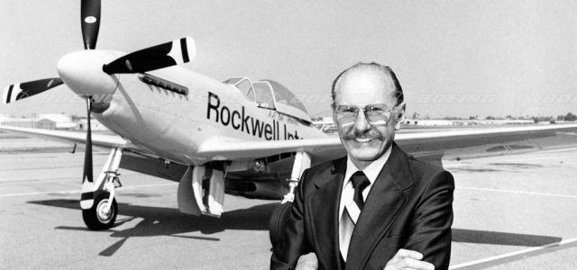 Bob Hoover, Flying Legend, Goes West at 94