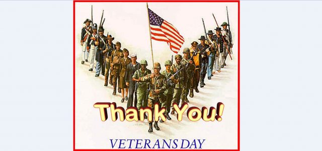 Honoring Veterans Day