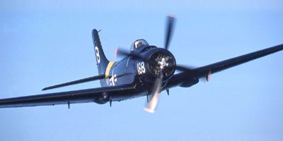 Douglas A-1 Skyraider Attack Aircraft