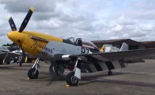 P-51 Mustang Video