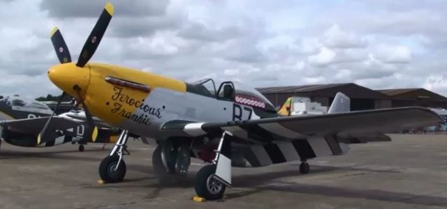 Friday Fighter: P-51 Mustang