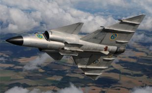 SAAB 37 Viggen – The Bird of Many Feathers
