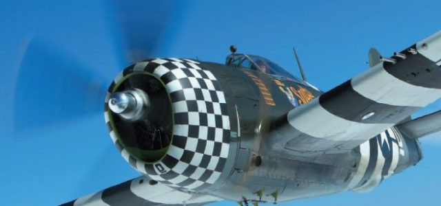 The P-47 Thunderbolt — Aviation History's Beautiful Bomber Lives on