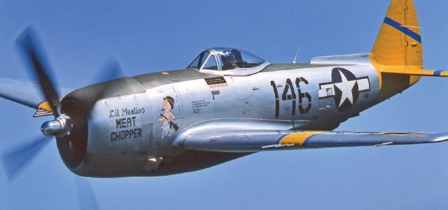 P47N Thunderbolt in the Pacific — The final battle of air ace pilot Ben Drew