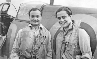 WW II Spitfire Pilot: Teenage Geoff Wellum relates his adventures
