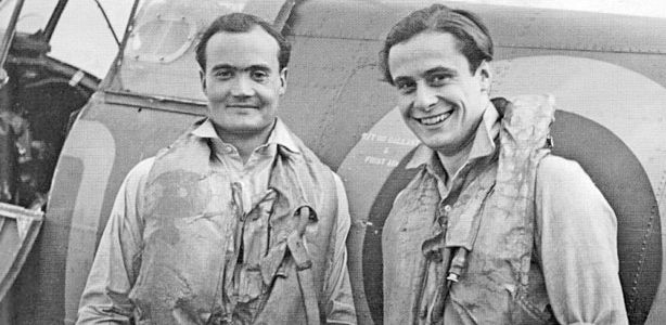 Spitfire Pilot: Teenage Geoff Wellum relates his adventures