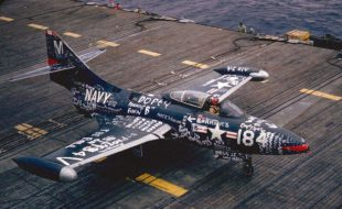 Carrier Aviation's Greatest Error: Landing on the wrong deck.