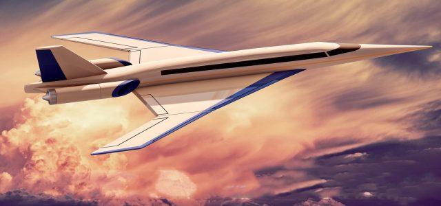 Spike Aerospace Subsonic Jet