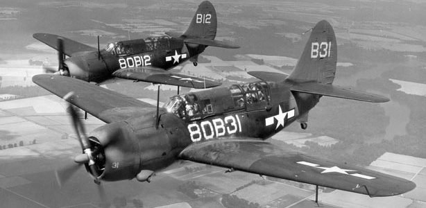 Curtis SB2C Helldiver and Ben Case: Bombing in the Beast