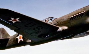 Friday Fighter: Curtiss P-40 Warhawk