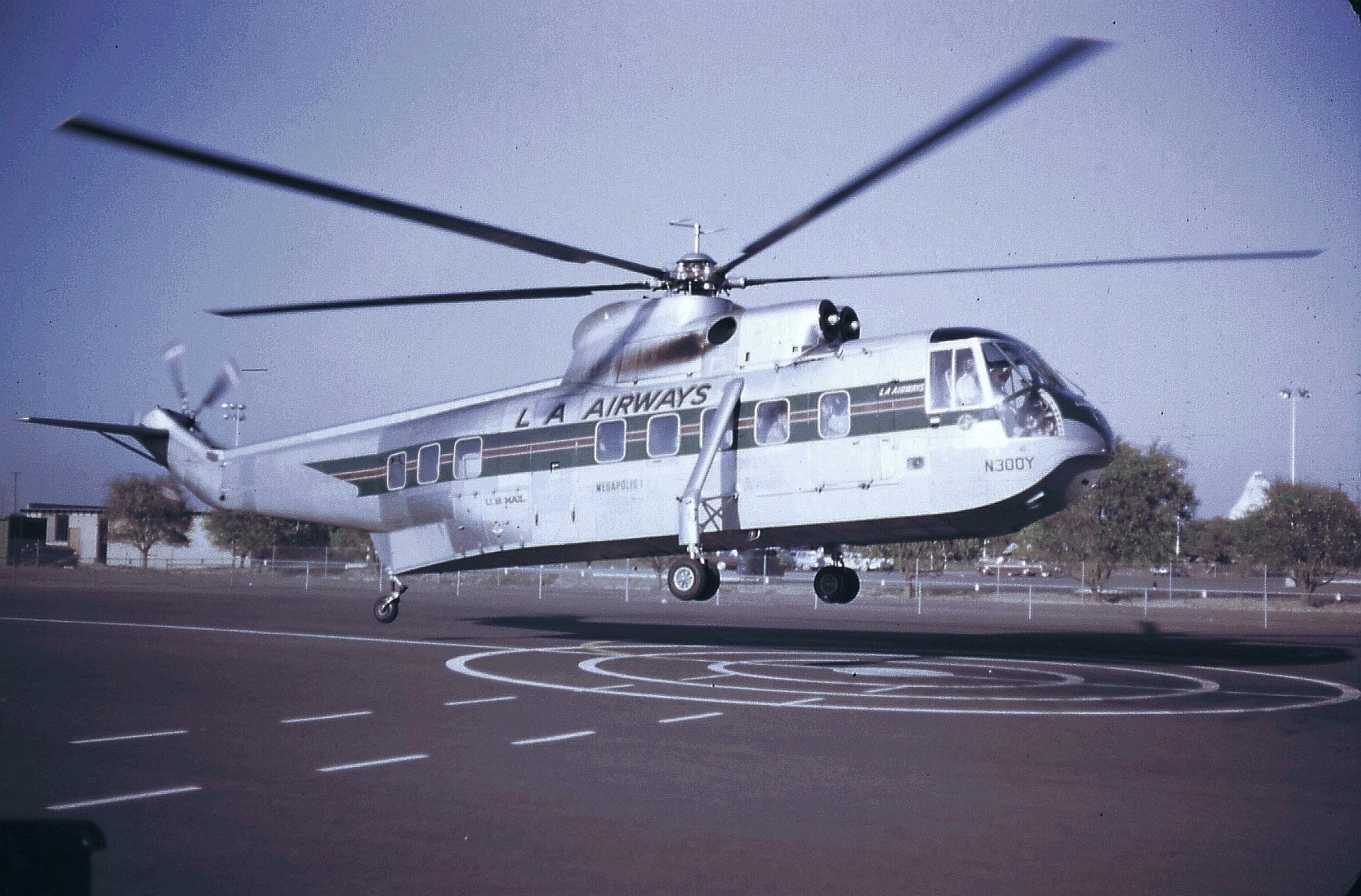 Sikorsky-S-61L-N300Y
