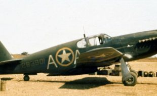 The A-36A Apache  Attack/dive bomber version of the P-51 Mustang