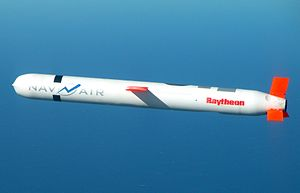 The Tomahawk Cruise Missile:  Subsonic Long-range, all-weather weapon