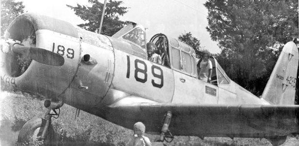 Flight Journal's Budd Davisson recalls – the First Ride
