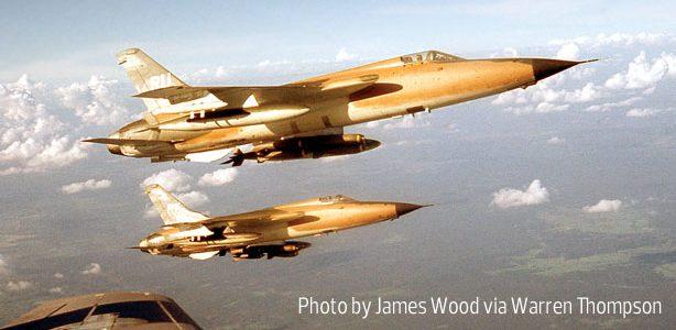 The Vietnam War Had to Start Somewhere – Aerial assault on the first bridge