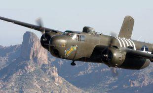 Multi-Engine Monday: B-25 Mitchells over the Mediterranean