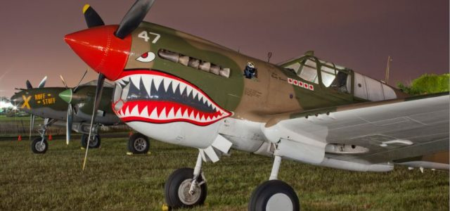 Chennault's Flying Tigers — How They Got Their Name