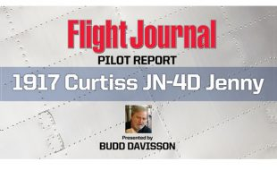 Flight Journal Podcast – Season 1 Episode 1 – 1917 Curtiss JN-4D Jenny