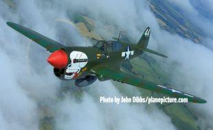 P-40 Warhawks Aerial Assualt on Burma