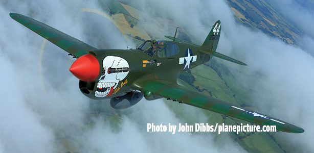 P-40 Warhawks Aerial Assualt on Burma