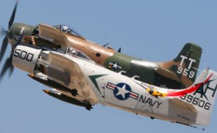 Season 1 Episode 8 – Douglas Skyraider