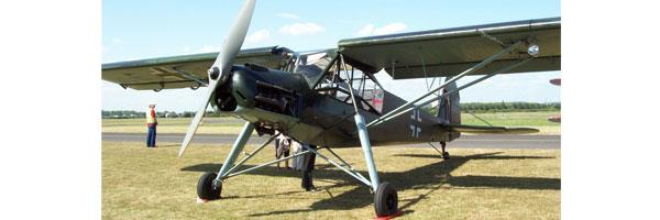 Season 1 Episode 13 – Fiesler Fi-156 Storch