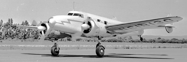 Season 1 Episode 9 – Lockheed 12A Electra Jr.