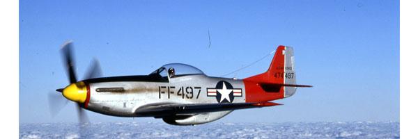 Season 1 Episode 5 – P-51 Mustang
