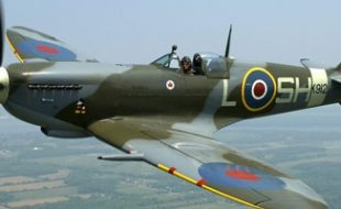 Season 1 Episode 4 – Spitfire Mk. IX